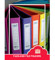 Files and file folders