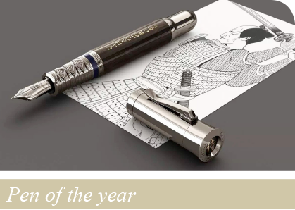Pen of the year