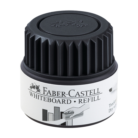 Picture of Faber-Castell Grip Whiteboard Permanent marker refill, 30 ml, black
