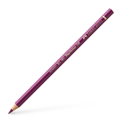 Picture of Faber-Castell Colourful Pencil Polychromos, № 133, magenta