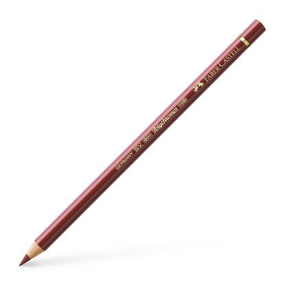 Picture of Faber-Castell Colourful Pencil Polychromos, № 192, Indian red