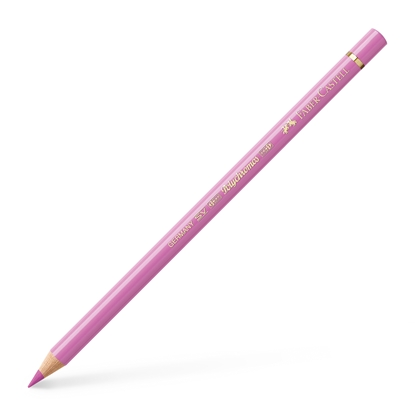Picture of Faber-Castell Colourful Pencil Polychromos, № 119, light magenta