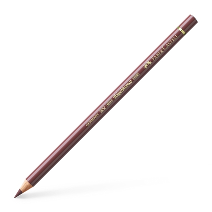 Picture of Faber-Castell Colourful pencil Polychromos, № 169, purple brown