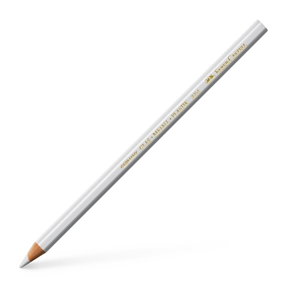 Picture of Faber-Castell Multipurpose pen, white