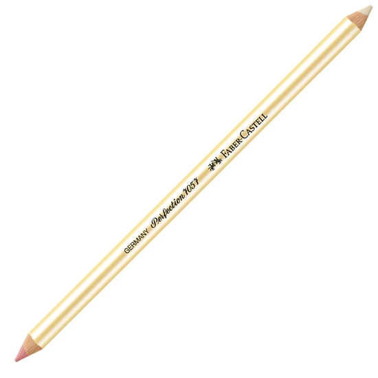 Picture of Faber-Castell Eraser-pencil Perfection 7057, for pencil/ink