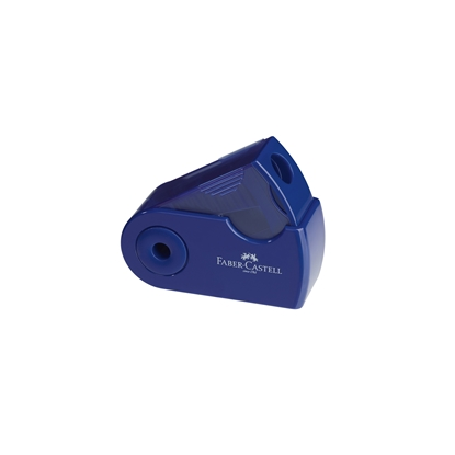 Picture of Faber-Castell Sharpener Sleeve, small, colored
