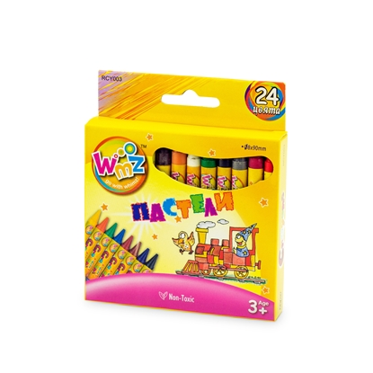 Picture of Beifa pastels WMZ, 24 colors