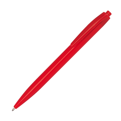 Picture of TOPS Ballpen Plain, red, 50 pcs