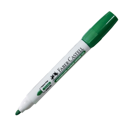 Picture of Faber-Castell Winner 152 Whiteboard marker, green
