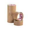 Picture of Top Office Packing tape, 50 mm x 66 m, brown, 6 pcs.