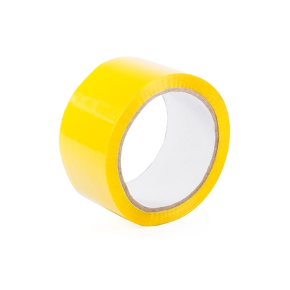 Picture of Top Office Packing tape, 48 mm x 66 m, yellow