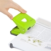 Picture of Rapesco 825 Punch for 25 sheets, hot green
