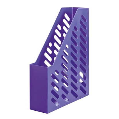 Picture of HAN Klassik Trend Magazine Rack, purple