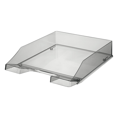 Picture of HAN Transparent Letter Tray, grey