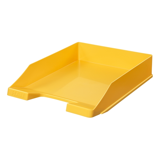 Picture of HAN Klassik Letter Tray, yellow