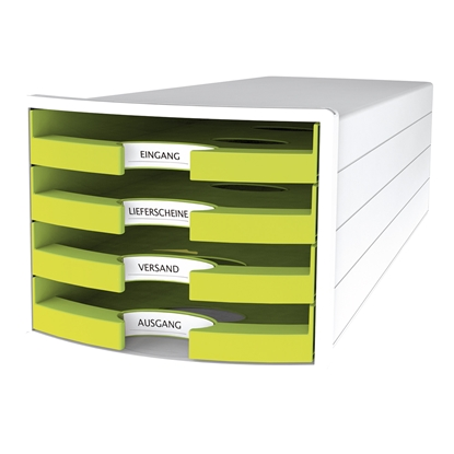 Picture of HAN Impuls Trend Drawer Set, light green