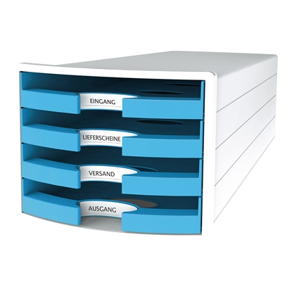 Picture of HAN Impuls Trend Drawer Set, light blue