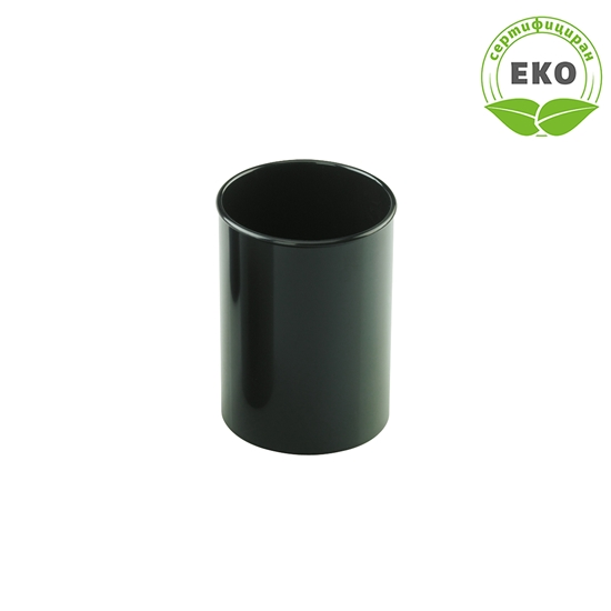 Picture of Fabio Pencil Holder Tidy, plastic, recycled, black