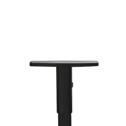 Picture of Narbutas Eva II Chair armrests, 200x248x250 mm, black metal