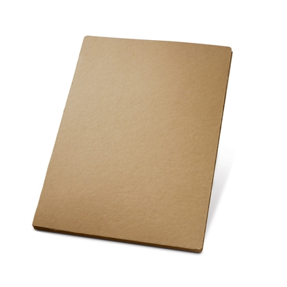 Picture of Hi!dea folder, cardboard, A4, 450 g/m2, with added pad for writing and Ballpen