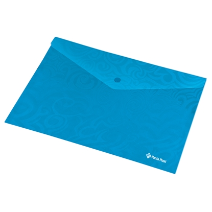 Picture of Panta Plast PP Tai Chi Envelope A4, blue
