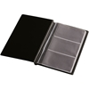Picture of Panta Plast Business Card Album for 48 cards, black