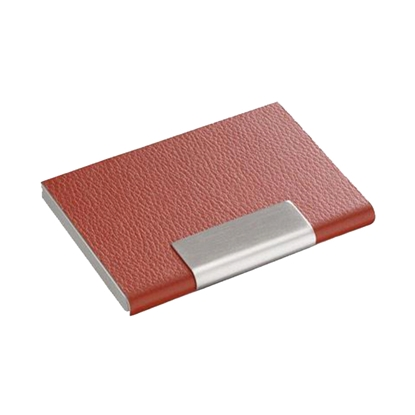 Picture of Business card holder Didi, red