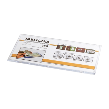 Picture of Panta Plast Self adhesive frame 102 x 222 mm
