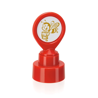 "Picture of Colop Motivational stamp ""Busy bee"", red"