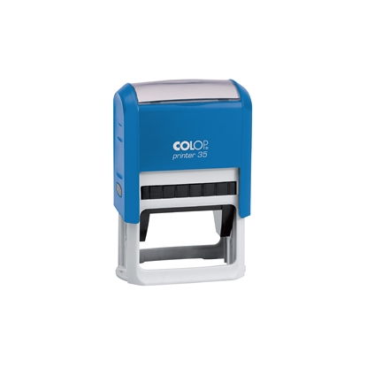 Picture of Colop Stamp Printer 35, blue