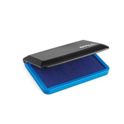 Picture of Colop Micro1 Stamp pad  50 x 90 mm, blue