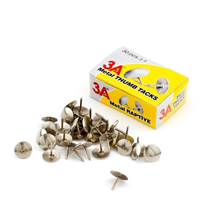 Picture of Beifa A+ Thumb Tacks, 30 pcs. in a box