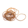 Picture of Top Office Rubber Bands, 90% rubber, 50 g, brown