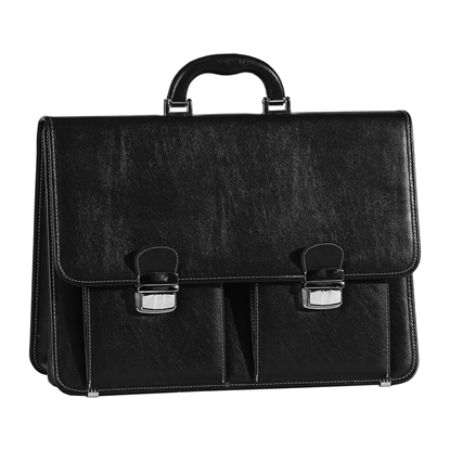 Picture of Briefcase Classic II, black