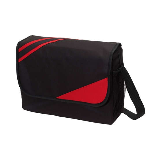 Picture of TOPS Sports bag City, red