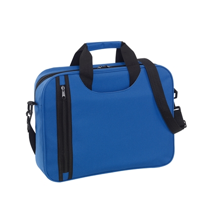Picture of TOPS Document bag Busy, blue