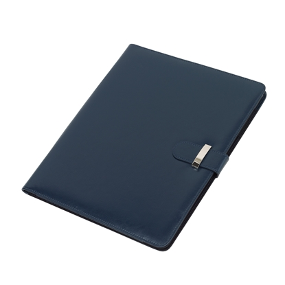 Picture of TOPS conference folder New Jersey, blue
