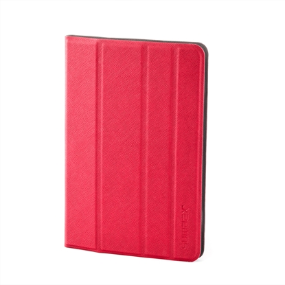 Picture of Sumdex TCC-700RD Tablet Case, 7' - 7.8', red