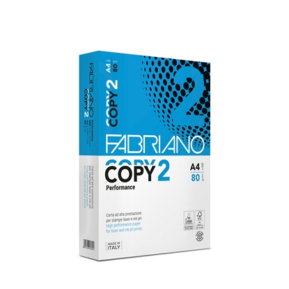 Picture of Fabriano Copy 2 Copy Paper, A4, 80 g/m2, 500 sheets