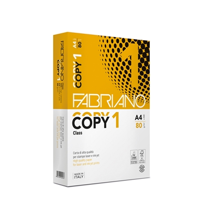 Picture of Fabriano Copy 1 Copy Paper, A4, 80 g/m2, 500 sheets