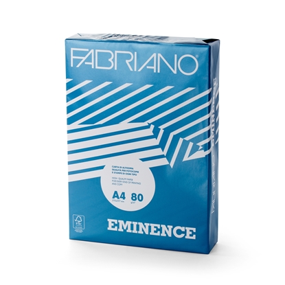 Picture of Fabriano Eminence Copy Paper, A4, 80 g/m2, glossy, 500 sheets