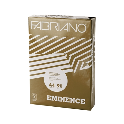 Picture of Fabriano Eminence Copy Paper, A4, 90 g/m2, glossy, 500 sheets
