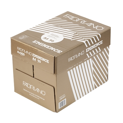 Picture of Fabriano Eminence Copy Paper, A4, 90 g/m2, 500 sheets, 4 packages