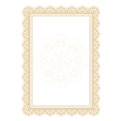 Picture of Top Office White MP004 Design Paper, 100 g/m2, 10 sheets