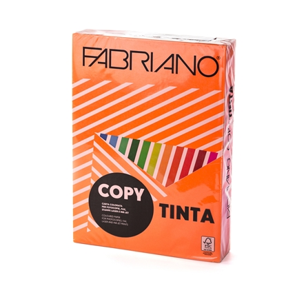 Picture of Fabriano Copy Tinta Copy Paper, A4, 80 g/m2, lobster, 500 sheets