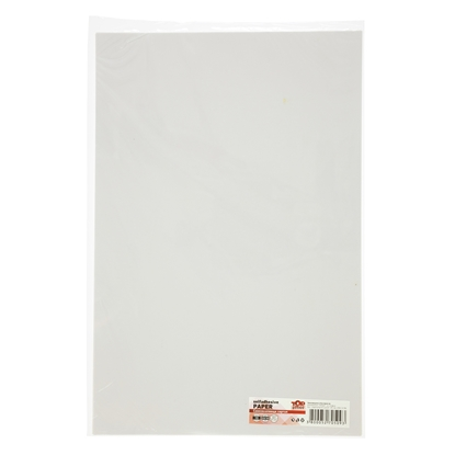 Picture of Top Office Self-adhesive Paper, 20 x 30 cm, white, 10 sheets