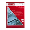 Picture of Tanex Self-adhesive labels, A4, for CD/DVD, 117 mm, 100 sheets