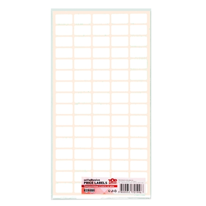 Picture of Top Office Self-adhesive Price Labels, 12 x 22 mm, white, 800 pcs.