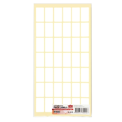 Picture of Top Office Self-adhesive Price Labels, 17 x 30 mm, white, 420 pcs.