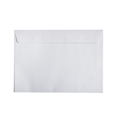 Picture of Top Office Mailing Envelope, C5, 162 x 229 mm, paper, peel & seal, white, 500 pcs.